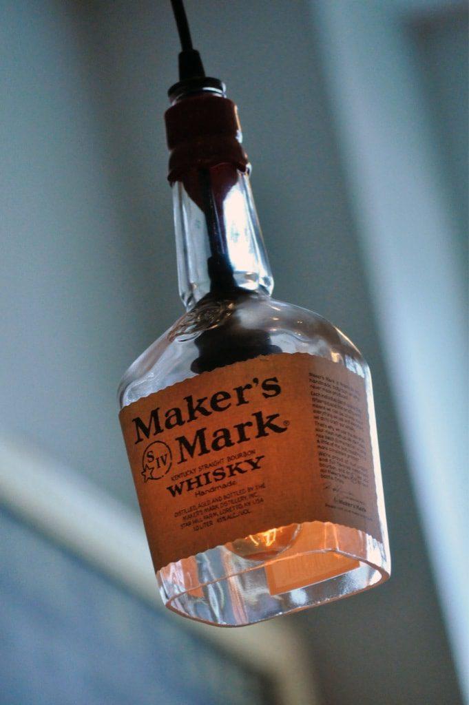 Maker S Mark Pendant Lamp Moonshine Lamp Company