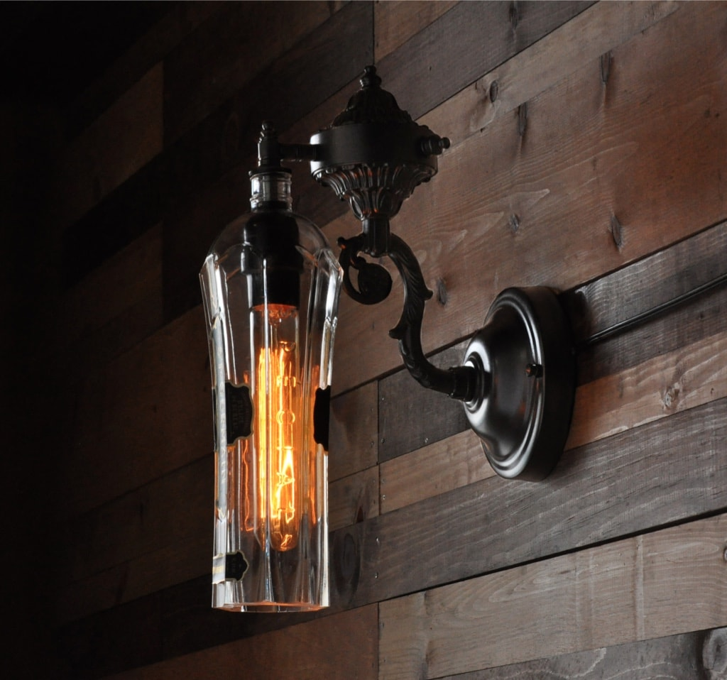 St Germain Wall Sconce Moonshine Lamp Company