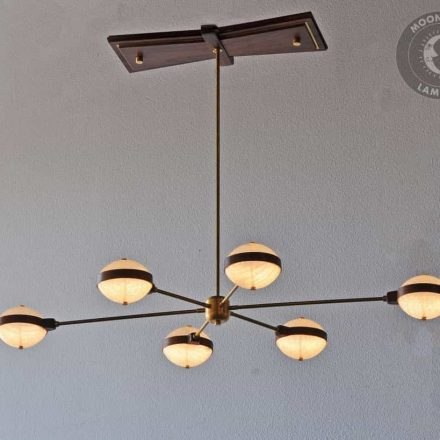 Handmade Rustic Modern Chandelier Lights In Claremont